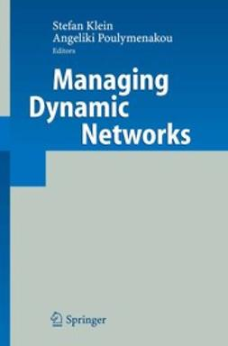 Klein, Stefan - Managing Dynamic Networks, ebook