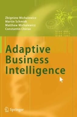 Chiriac, Constantin - Adaptive Business Intelligence, ebook