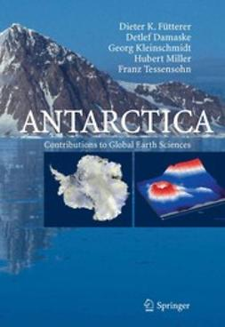 Damaske, Detlef - Antarctica, ebook