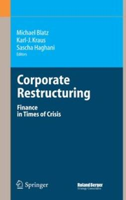 Blatz, Michael - Corporate Restructuring, ebook