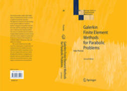 Thomée, Vidar - Galerkin Finite Element Methods for Parabolic Problems, ebook