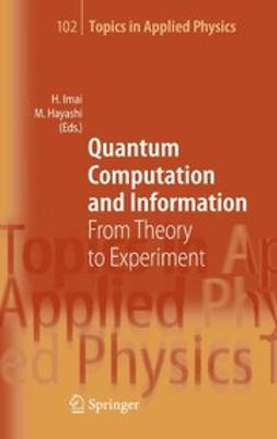 Hayashi, Masahito - Quantum Computation and Information, ebook