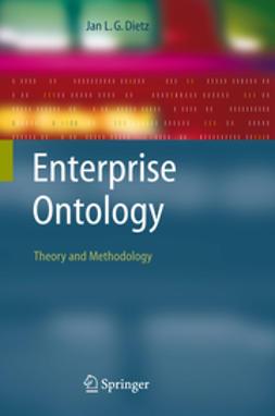 Dietz, Jan L. G. - Enterprise Ontology, ebook
