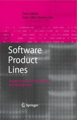 Duenas, Juan Carlos - Software Product Lines, ebook