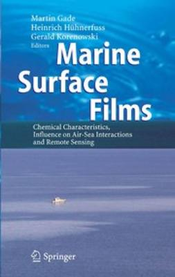 Gade, Martin - Marine Surface Films, ebook