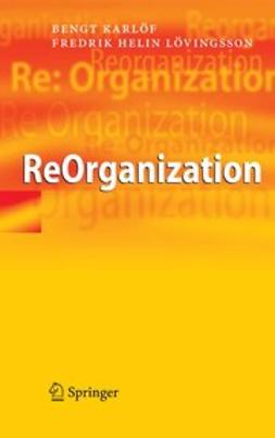 Karlöf, Bengt - ReOrganization, ebook
