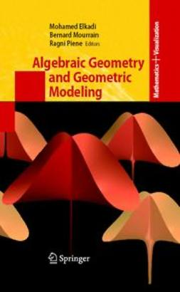 Elkadi, Mohamed - Algebraic Geometry and Geometric Modeling, ebook