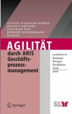 Jost, Wolfram - AGILITÄT durch ARIS Geschäfprozessmanagement, ebook