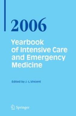 Vincent, Jean-Louis - Yearbook of Intensive Care and Emergency Medicine, e-kirja