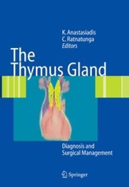 Anastasiadis, Kyriakos - The Thymus Gland, ebook