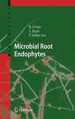 Boyle, Christine J. C. - Microbial Root Endophytes, ebook
