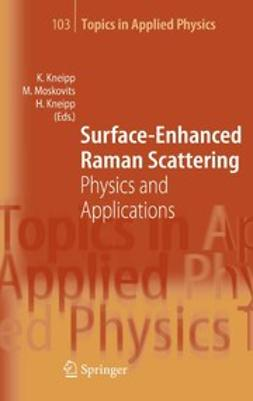 Kneipp, Harald - Surface-Enhanced Raman Scattering, ebook