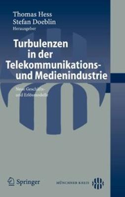 Doeblin, Stefan - Turbulenzen in der Telekommunikations- und Medienindustrie, e-kirja