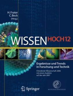 Beck, Christina - Wissen Hoch 12, ebook
