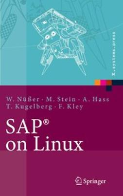 Hass, Alexander - SAP® on Linux, ebook