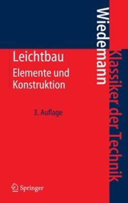 Wiedemann, Johannes - Leichtbau, ebook