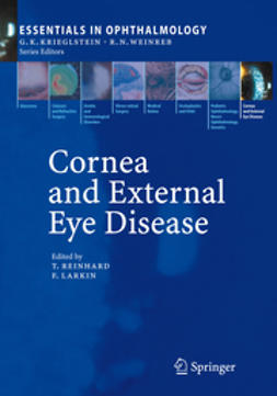 Larkin, Frank - Cornea and External Eye Disease, ebook