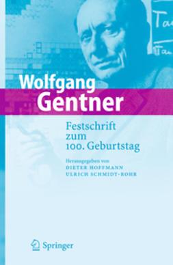 Hoffmann - Wolfgang Gentner, ebook