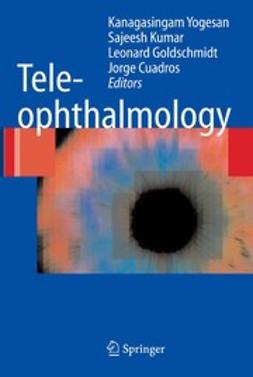 Cuadros, Jorge - Teleophthalmology, ebook