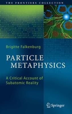 Falkenburg, Brigitte - Particle Metaphysics, ebook