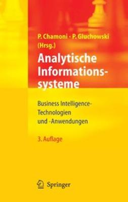 Chamoni, Peter - Analytische Informationssysteme, ebook