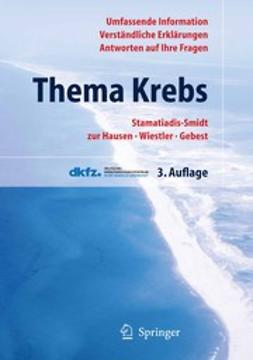 Gebest, Hans-Joachim - Thema Krebs, ebook