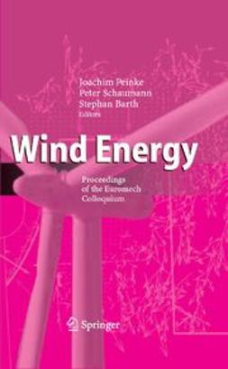 Barth, Stephan - Wind Energy, ebook