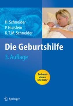 Schneider, Henning - Die Geburtshilfe, ebook