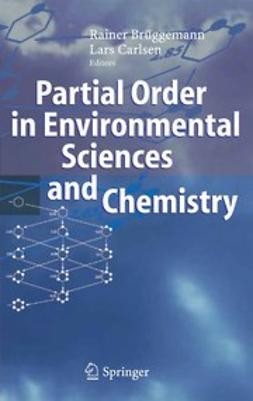 Brüggemann, Rainer - Partial Order in Environmental Sciences and Chemistry, ebook