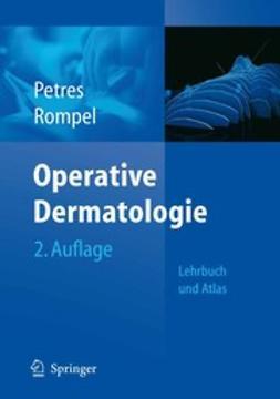 Petres, Johannes - Operative Dermatologie, ebook