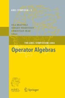 Bratteli, Ola - Operator Algebras, e-bok