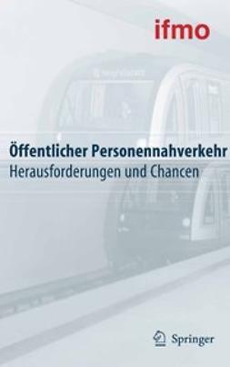 - Öffentlicher Personennahverkehr, ebook