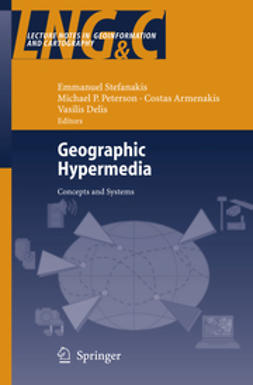 Armenakis, Costas - Geographic Hypermedia, e-bok