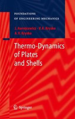 Awrejcewicz, Jan - Thermo-Dynamics of Plates and Shells, ebook