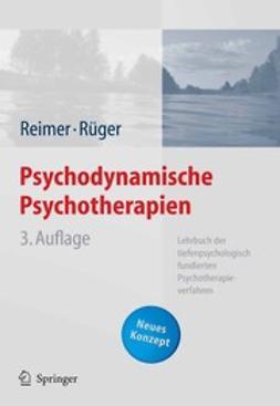 Reimer, Christian - Psychodynamische Psychotherapien, ebook