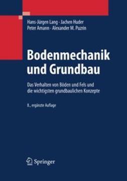 Amann, Peter - Bodenmechanik und Grundbau, ebook