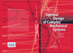 Gobbi, Massimiliano - Optimal Design of Complex Mechanical Systems, ebook
