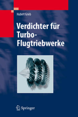 Grieb, Hubert - Verdichter für Turbo-Flugtriebwerke, ebook