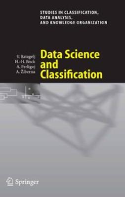 Batagelj, Vladimir - Data Science and Classification, e-kirja