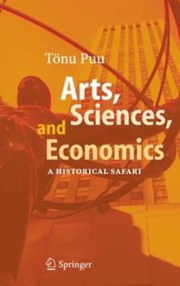 Puu, Tönu - Arts, Sciences, and Economics, e-kirja