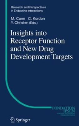 Christen, Yves - Insights into Receptor Function and New Drug Development Targets, e-bok