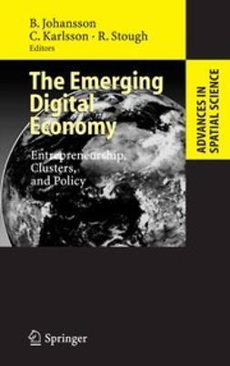 Johansson, Börje - The Emerging Digital Economy, e-kirja
