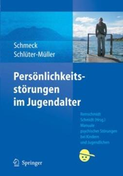 Schlüter-Müller, Susanne - Persönlichkeitsstörungen im Jugendalter, ebook