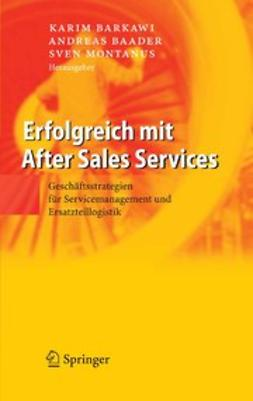Baader, Andreas - Erfolgreich mit After Sales Services, ebook