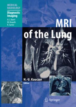 Kauczor, Hans-Ulrich - MRI of the Lung, ebook
