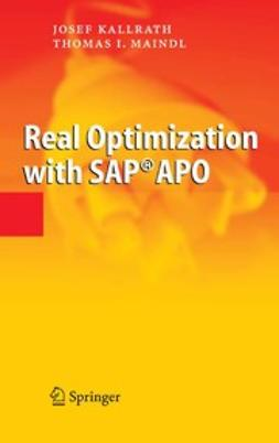 Kallrath, Josef - Real Optimization with SAP® APO, ebook