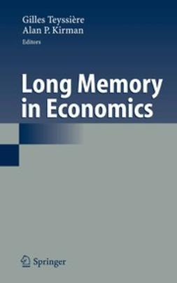 Kirman, Alan P. - Long Memory in Economics, e-kirja