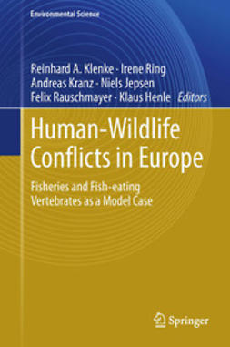 Klenke, Reinhard A. - Human - Wildlife Conflicts in Europe, ebook