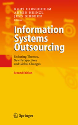 Dibbern, Jens - Information Systems Outsourcing, ebook