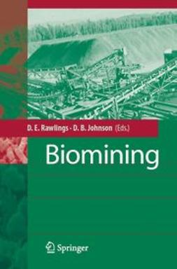 Johnson, D. Barrie - Biomining, ebook